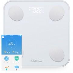 YUNMAI Mini 2 Balance Smart Body Fat Scale Intelli WHITE