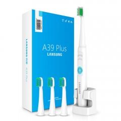 LANSUNG A39PLUS Adult Ultrasonic Automatic Electri WHITE