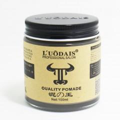 Matte Texture Hair Gel Portable Men Styling Wax Professional Pomade Hair Cream