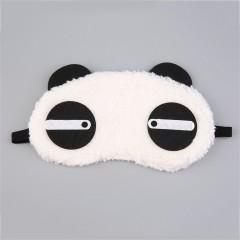 Cute Panda Sleeping Face Eye Mask Blindfold Shade Traveling Sleep Eye Aid #1