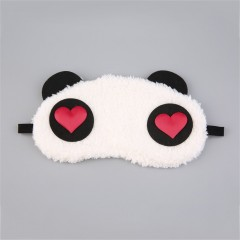 Cute Panda Sleeping Face Eye Mask Blindfold Shade Traveling Sleep Eye Aid #2