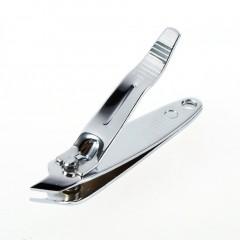 Metal Nail Clipper Manicure Pedicure Trimmer Care Cuticle Slant Cutter Tool