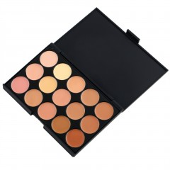 15 Color Professional Makeup Facial Concealer Camouflage Palette Eyeshadow