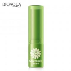 Natural Plant Moisturizing Lip Balm Portable Women Winter Lip Care Lip Balm Chamomile