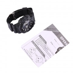 Water-resistant Sport Watch LED Backlight Electronic Watch with Large Dial