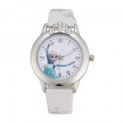 Cartoon Children Watches Fashion Students Quartz Wristwatch with Small Dial