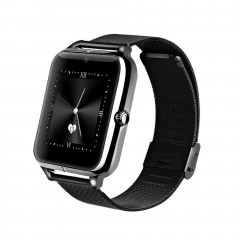 Z60 1.54 Inch Display Bluetooth Smart Watch With Camera Support SIM TF Card black default