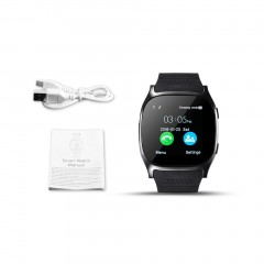 T8 Bluetooth Smart Watch With Camera Music Player Support 2G SIM Card TF Card