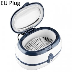 GT Sonic VGT-800 Ultrasonic Cleaner / Cleaning Mac BLUE AND WHITE EU PLUG