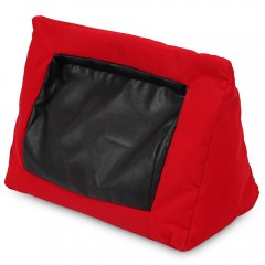 Unique Pillow for iPad Tablet PC Multifunctional C LOVE RED