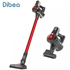Dibea C17 Lightweight Cordless Handheld Stick Vacu LOVE RED EU PLUG