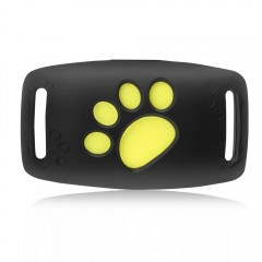 Z8 - A Pet Tracker GPS Dog / Cat Collar Water-resi BLACK