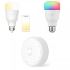 Yeelight Combination Light USB Night Lamp E27 / Sm WHITE