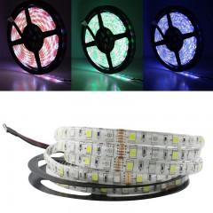 5M/Lot LED Strip 5050 RGBW DC 12V Flexible LED Lig MULTI RGB+WHITE