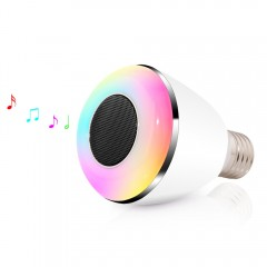 BL-08A Bluetooth Color Changing LED Light Bulb wit WHITE