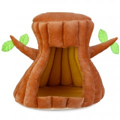 Portable Branch Pets Houses Designed for Small Dog BROWN M