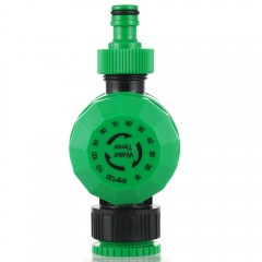 Automatic Mechanical Water Timer Irrigation Contro GREEN