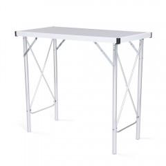 Aluminum Alloy Portable Folding Camping Table Lapt PLATINUM