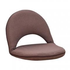 Creative Adjustable Lazy Sofa Folding Chair COFFEE