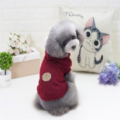 Lovyager A79 Dog Clothing Pet Clothes Import Dog C RED XL