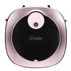 KLiNSMANN Intelligent Cleaning Robot Cleaner Sweep ROSE GOLD
