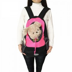 Lovoyager VB16004 Fashion Dog Cat Carrier Portable PINK ONE SZIE