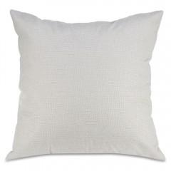 Square Pillowcase Cushion Cover with Zipper Home D FLAXEN