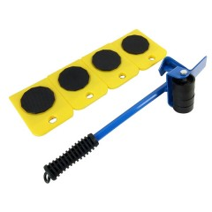Furniture Lifter Sliders Simple Lifting Moving Too BLUE