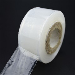 100M Self-Adhesive Fruit Tree Grafting Tape Plants CLEAR WHITE