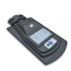 JIAWEN Outdoor Waterproof 20W Solar Radar Sensor L GRAY