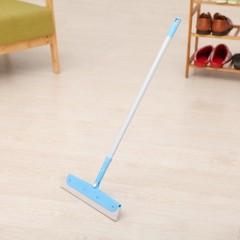 Lazy Mopping Magic Wipe Clean Sweeping Scraper Mul BLUE