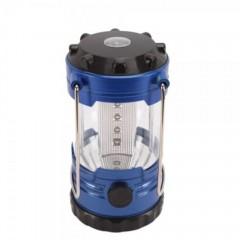 Camping Lighting Multi Purpose LED Portable Tent L BLUE SIZE: 14 X 7.8 CM