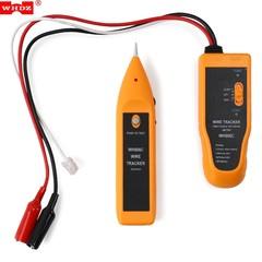 WHDZ WH806C Network LAN Phone Telephone Cable Tone YELLOW