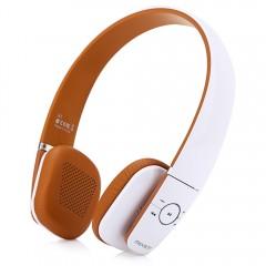 MEXSON X1 Bluetooth V4.0 Wireless Stereo Music Hea WHITE