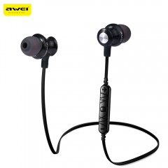Awei A980BL Wireless Sports Bluetooth 4.0 Noise Is BLACK