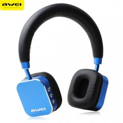 AWEI A900BL Bluetooth V4.1 Wireless Stereo Music H BLUE