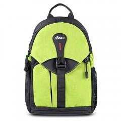 Eirmai EMB - D2820 DSLR Camera Shoulder Backpack f GREEN