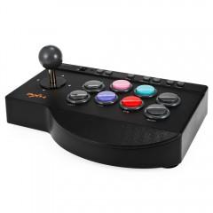 PXN - 0082 Arcade Joystick Game Controller BLACK
