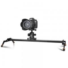 QZSD QH100 Aluminum Alloy Camera Track Slider Vide BLACK