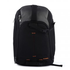 PROWELL DC21402 DSLR Camera Photography Backpack BLACK
