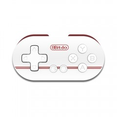 8Bitdo Zero Mini Lightweight Wireless Bluetooth V2 RED