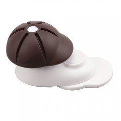 Looktosee Security Card Door Stopper Baby Safety S BROWN