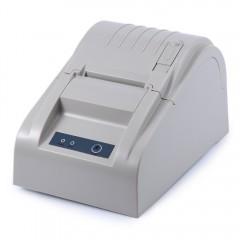 ZJ - 5890T 58mm USB Thermal Receipt Printer WHITE US PLUG