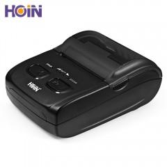 HOIN HOP - H200 Portable Thermal Printer USB Bluet BLACK US PLUG