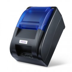 HOIN HOP - H58 Thermal Printer Receipt Machine BLACK EU PLUG