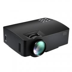 A8 Smart Android Projector 1500 Lumens 1080P BT4.0 BLACK EU