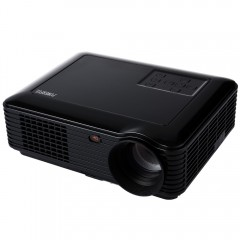 POWERFUL SV - 226 Home Theater 3500 Lumens 800 × 4 BLACK UK PLUG