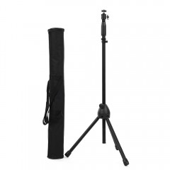V2 Portable Tripod 55 inch Holder for Mini Project BLACK