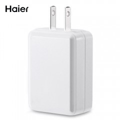 Haier Portable Plug Power Charger Adapter WHITE US PLUG