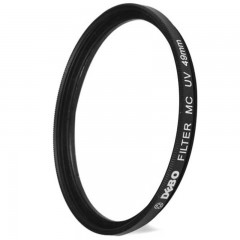 DEBO 49mm Diameter Camera MC UV Filter Lens for Ph